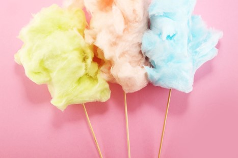 How to Make Cotton Candy from Home