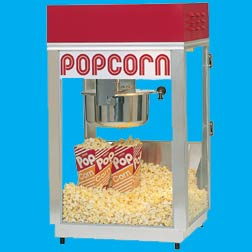 POPCORN MACHINE - RENTAL