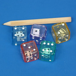 DICE GAME - DOUBLE