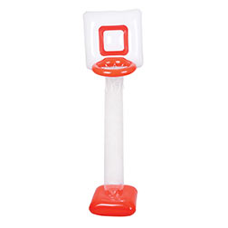 INFLATE BASKETBALL GAME SET 68""