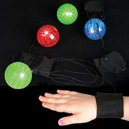 LIGHT-UP ORBIT BALL