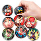 DC COMICS SPONGE BALL 2""