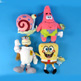 SPONGEBOB STUFFED TOY ASST 7""