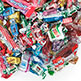 CANDY ASSORTMENT - HOLIDAY (172 PC)