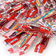 CANDY ASSORTMENT - TWIZZLERS (150 PC)