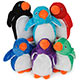 STUFFED TOY PENGUIN 5-1/2""