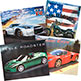 POSTER ASSORTMENT - CARS (50)