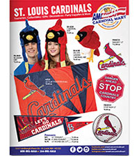 ST. LOUIS CARDINALS BROCHURE