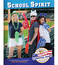SCHOOL SPIRIT BROCHURE