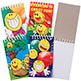 "NOTEBOOK - SMILE 4"" 20 PG"