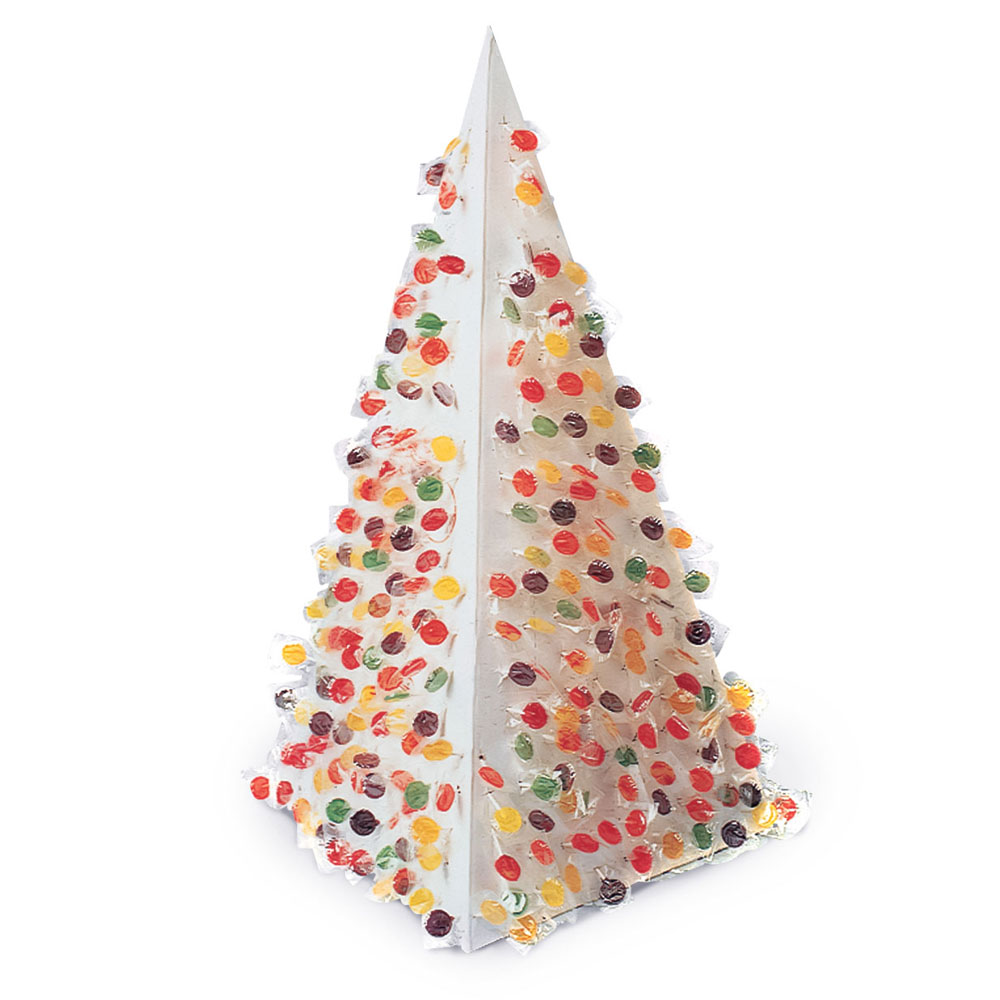 Toy Game Store In Lone Tree: Fold Up 4 Sided Cardboard Lollipop Tree Stand $9.95 Ea