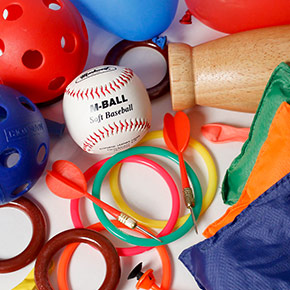 Wholesale Carnival Games, Supplies